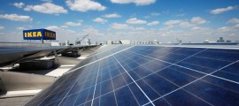 ikea fotovoltaico, ikea efficienza energetica