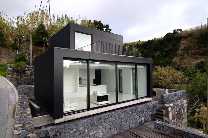 N2X035: una Casa Componibile ad Energia Solare