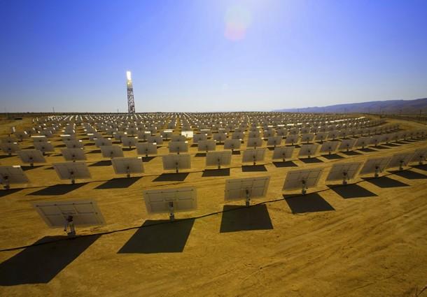 arabia saudita, energia solare