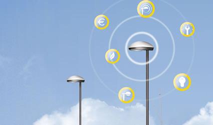 LED e Smart City: il Lampione Intelligente già Esiste  Genitronsviluppo.com