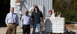 stoccaggio energia solare calcestruzzo