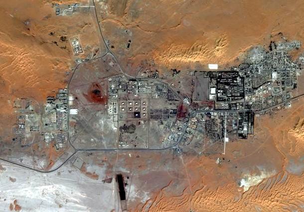 algeria gas metano