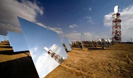 solare a concentrazione trend 2013
