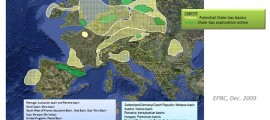 shale gas germania, germania shale gas