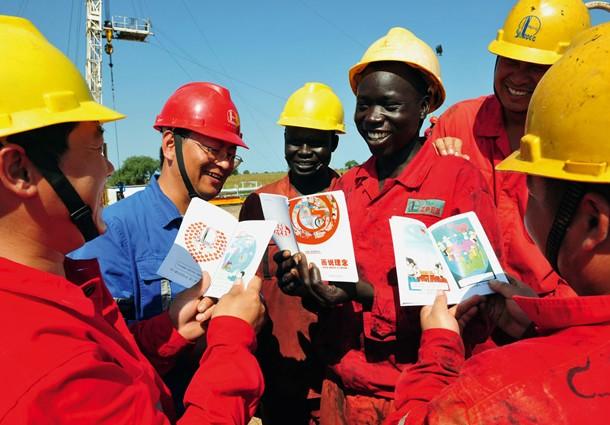 cina esportazioni africa