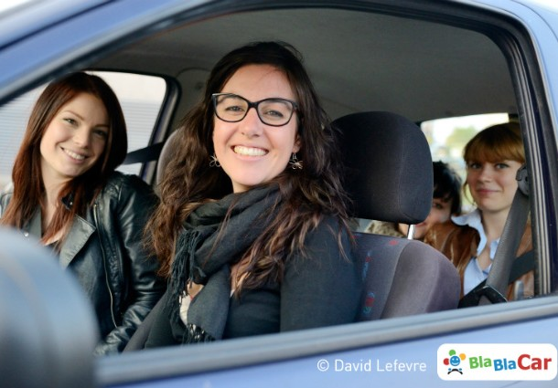 ride sharing rosa car sharing donne