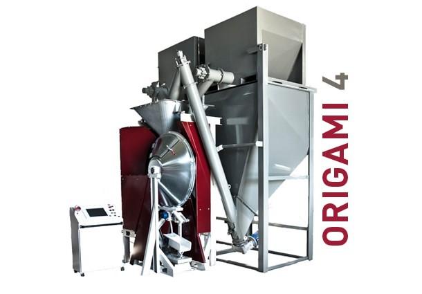 Origami 4, personal factory, personal factory origami 4, edilizia a km0