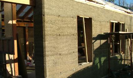 materiali biocompatibili, bioedilizia, casa sostenibile