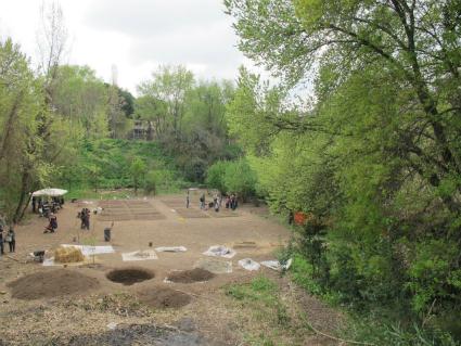 hortus hurbis, roma, orti condivisi roma, orto condiviso rome, roma green, roma verde