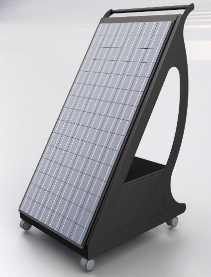 pyppy, pippy fotovoltaico, fotovoltaico balcone, giardino fotovoltaico