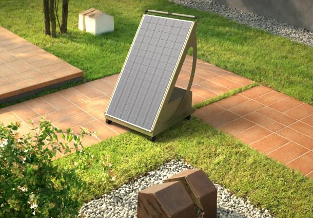pyppy giardino fotovoltaico