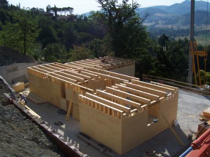 Wooden houses: quando l'esperienza conta. oltre 25 anni di case in ...
