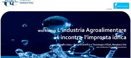 workshop agroalimentare idrica