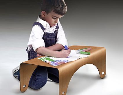 tavolino scocca culla