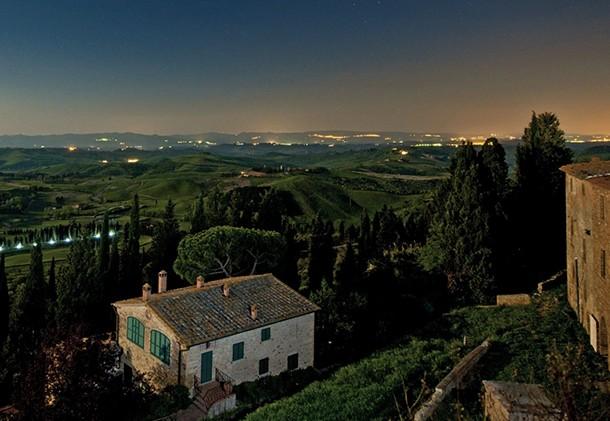 Castelfalfi-Toscana