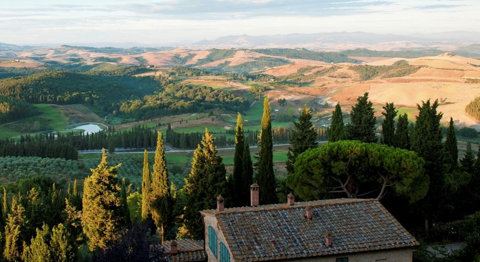 Castelfalfi Toscana