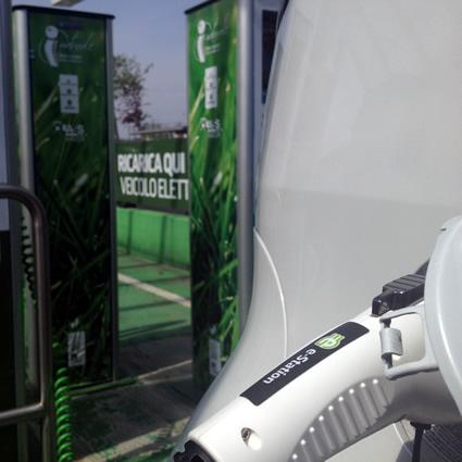 green land mobility, #RadunoAutoElettrica