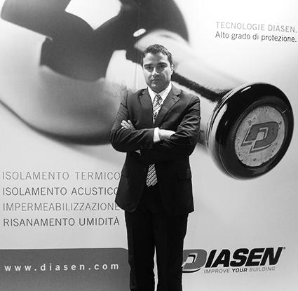 Diego Mingarelli General Manager Diasen