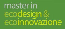 master ecodesign, master ecoinnovazione