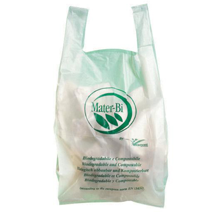 bioplastica compostabile, novamont, mater-bi