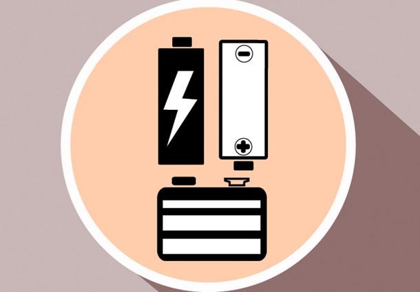 riciclo batteria, riciclo batterie litio