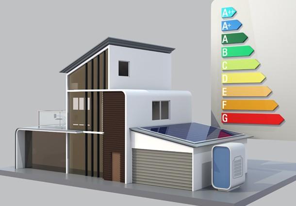 Come vivere la propria casa in modo pi intelligente ed - Come riscaldare casa in modo economico ...