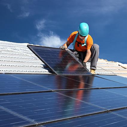 risparmio energetico casa, fotovoltaico