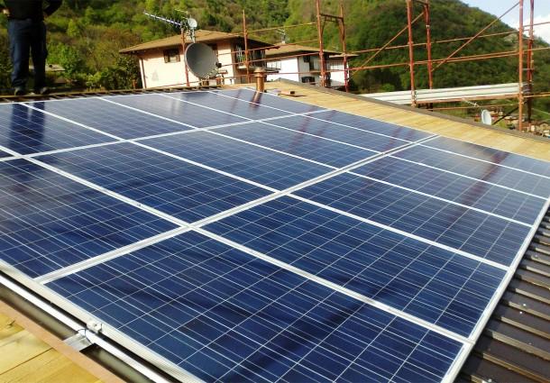 Fotovoltaico, Record Impianti piccola taglia