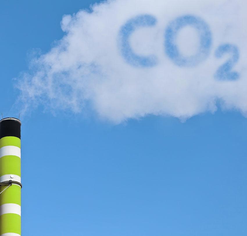 Co2, Riscaldamento Globale