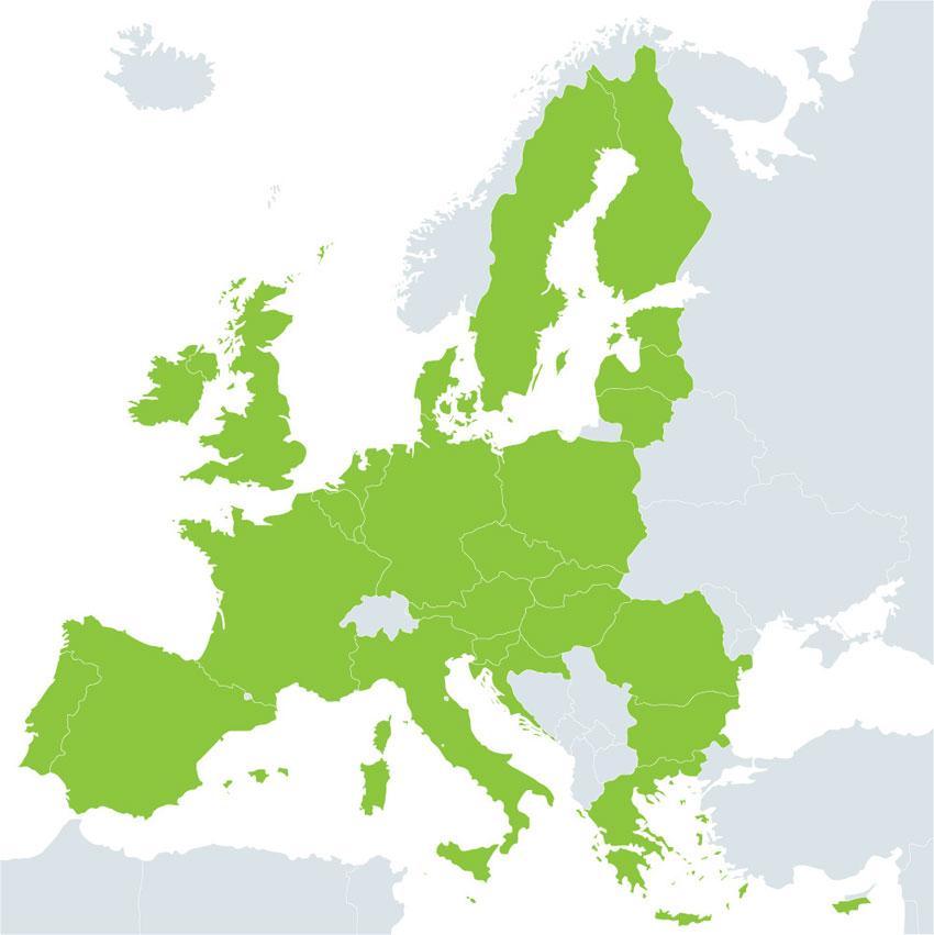 Europa, timida nel piano Internazionale