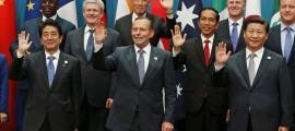 G20, Statistiche relative al Petrolio