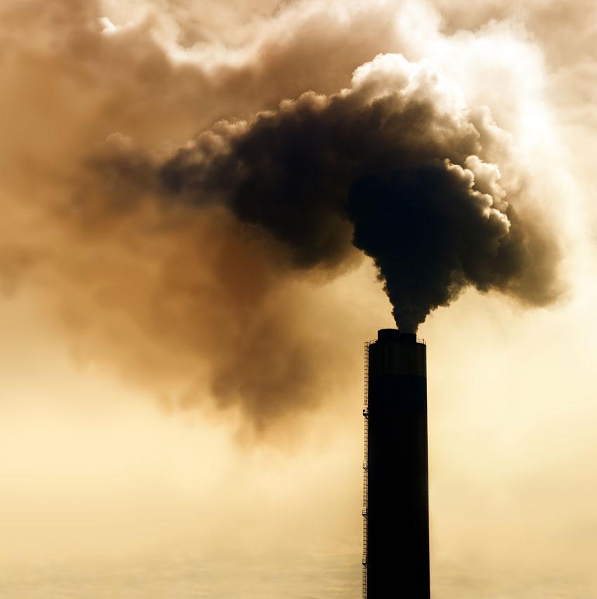 Gas Effetto Serra, Inquinamento