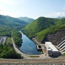 Centrale Idroelettrica, Diga