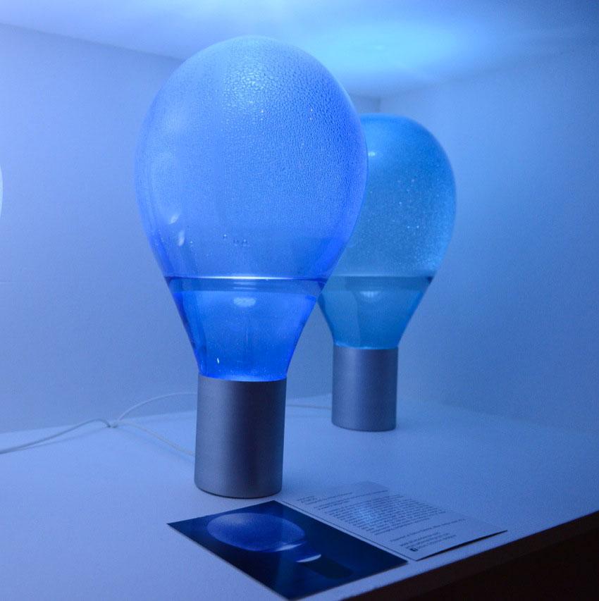 Lampade LED Atmos, Salone del Design MIlano