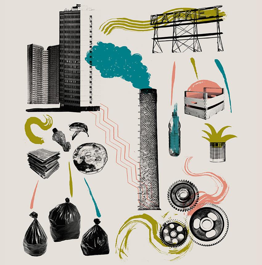 Giacimenti Urbani, Eco-Design