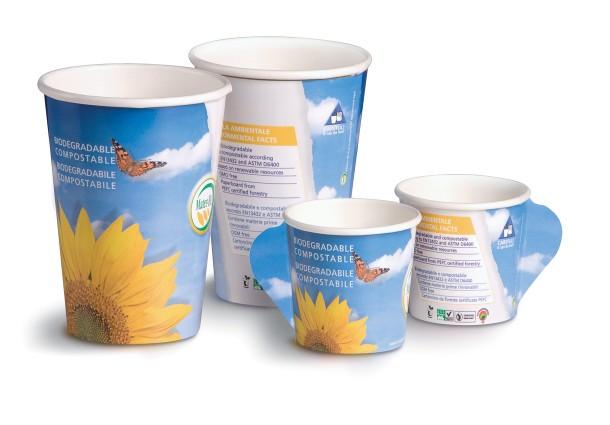 Stoviglieria Compostabile e Biodegradabile, Mater-Bi