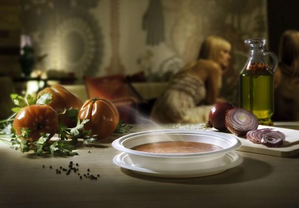 piatto compostabile,biomateriali