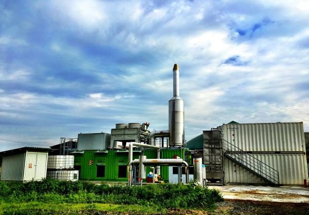 Green Refinery Eni, Biocarburanti