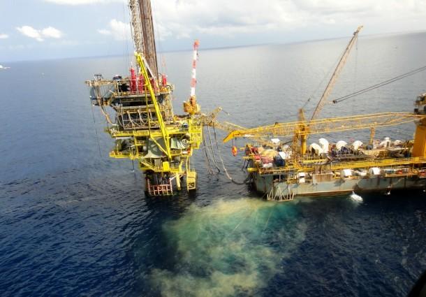 Trivelle, Prima concessione, Coltivazione Idrocarburi