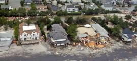 Uragano Sandy, Rischi del Cambiamento Climatico