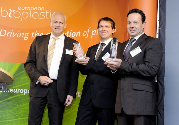 European Bioplastics Conference, Bioplastiche