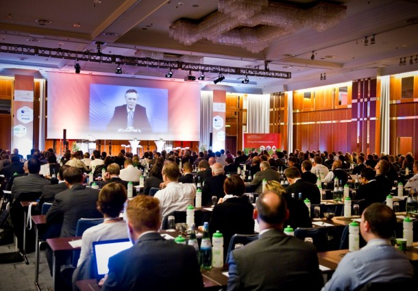 Europeans Bioplastics Conference, Novamont modello Europeo