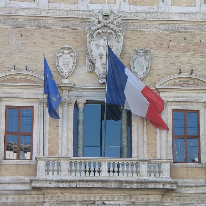 """Francia, Ambasciata """"Verde"""""""