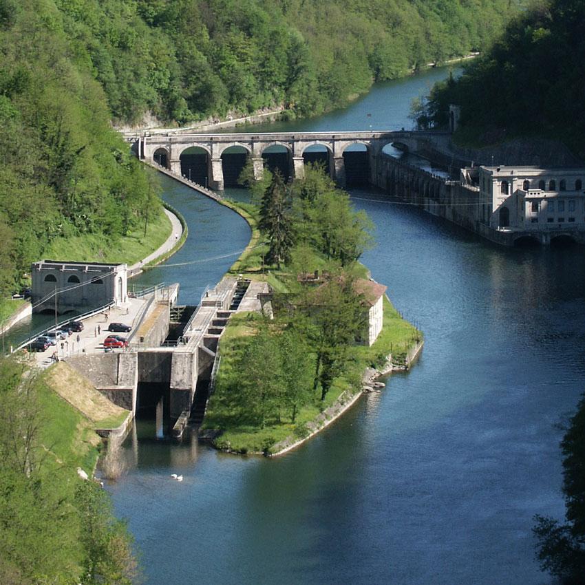 Centrale Idroelettrica, Energia Idroelettrica