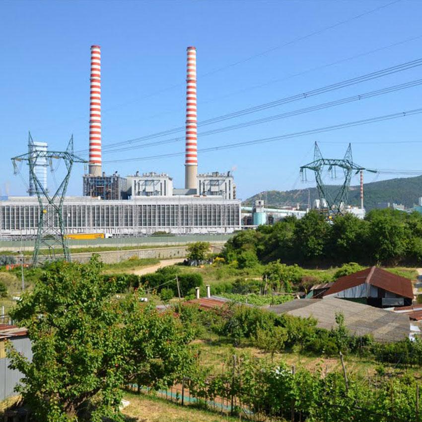 Centrale Elettrica di Vado Ligure