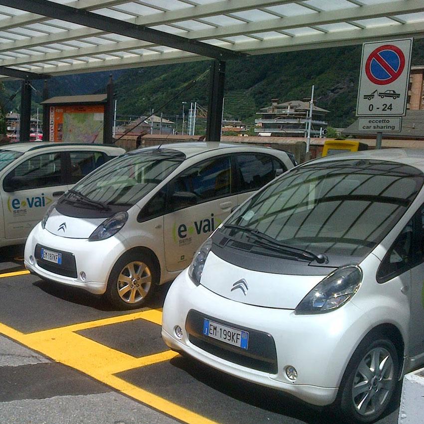 Nuovo Punto E-Vai, Comune di Cesano Boscone