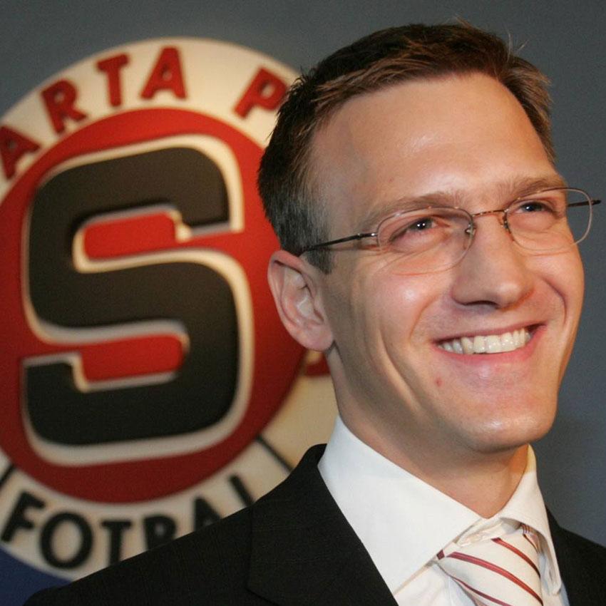 Daniel Kretinsky, magnate dello Sparta Praga
