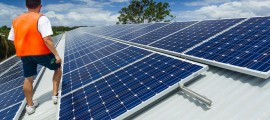 Impianto Fotovoltaico Airbank, Antinquinamento