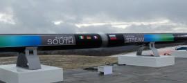 Progetto South Stream abbandonato dalla Russia