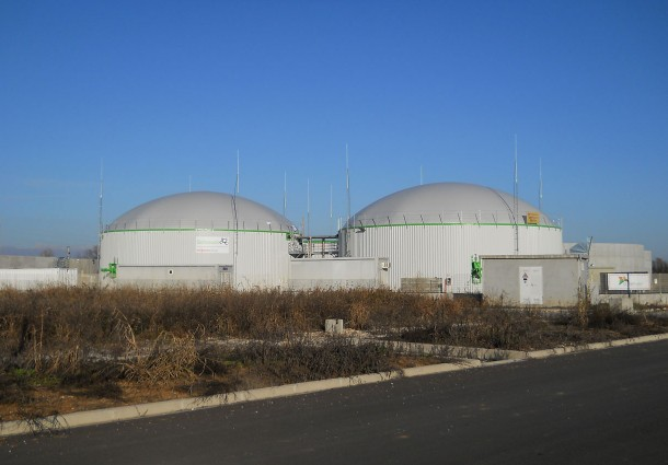 Biogas made in Italy, Modello Greenway